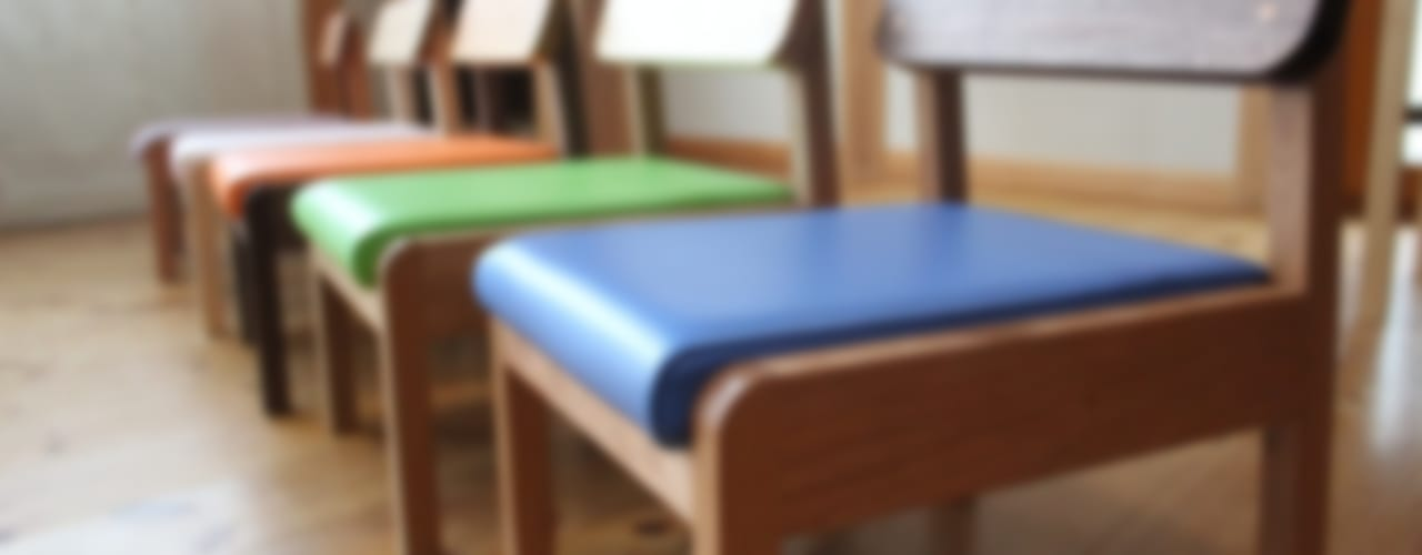 chair , bench , sofa: trusty wood worksが手掛けた折衷的なです。,オリジナル