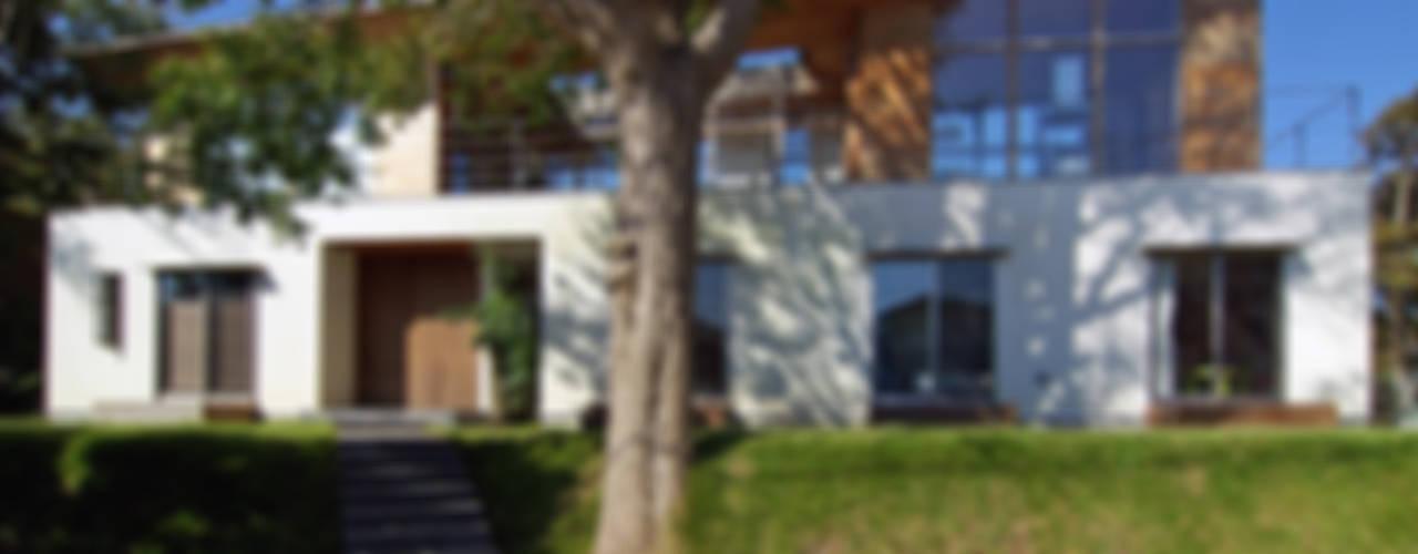 株式会社横山浩介建築設計事務所의  주택
