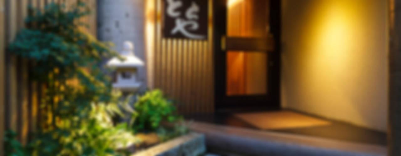 Restaurantes de estilo  por INTERFACE, Ecléctico
