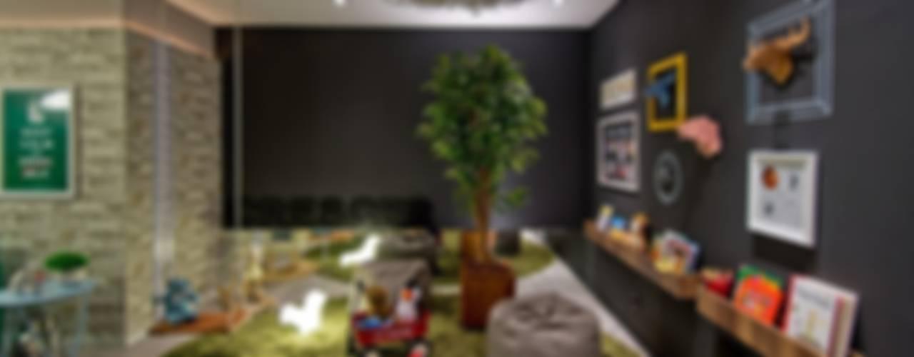 Concept Baby Quarto infantil moderno por Espaço do Traço arquitetura Moderno
