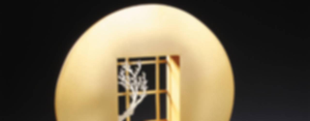 나무그늘아래: Salvia Garden의 현대 ,모던