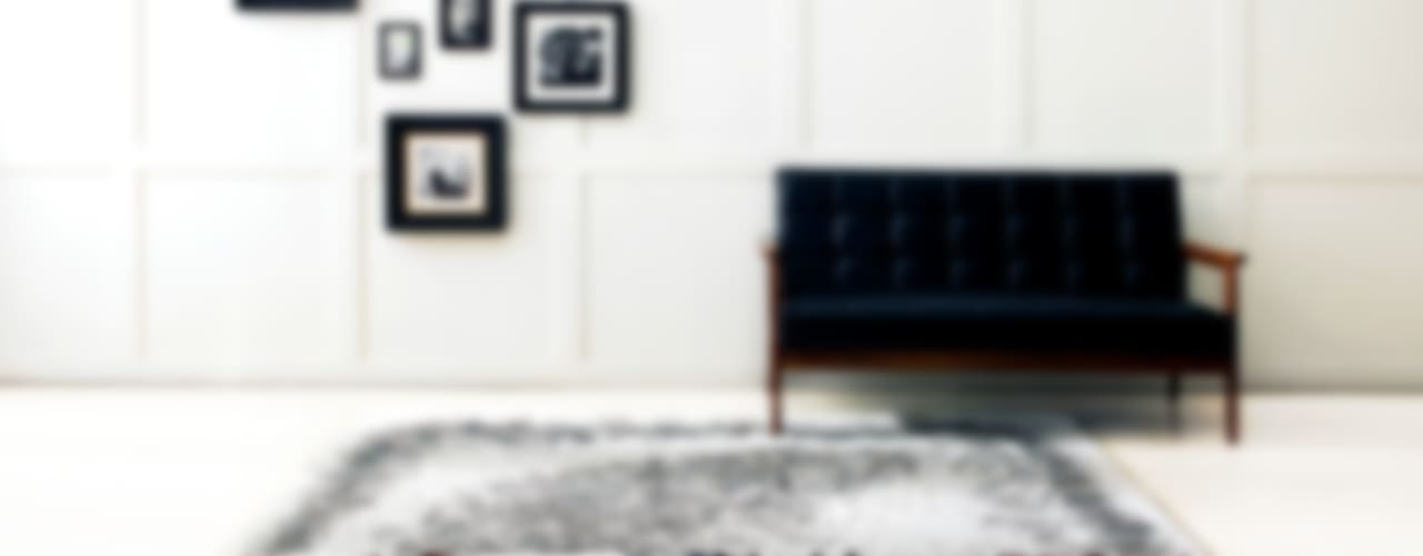 [디자인카페트,수묵화카페트,미니멀인테리어] ENCRE : CAURA CARPET의 미니멀리스트 ,미니멀