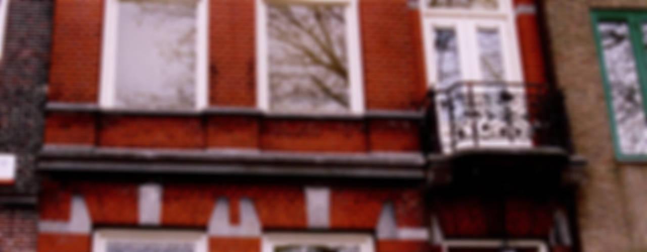 Restauratie Bemuurde Weerd Oostzijde 14, Utrecht Klassieke huizen van ABC-Idee Klassiek