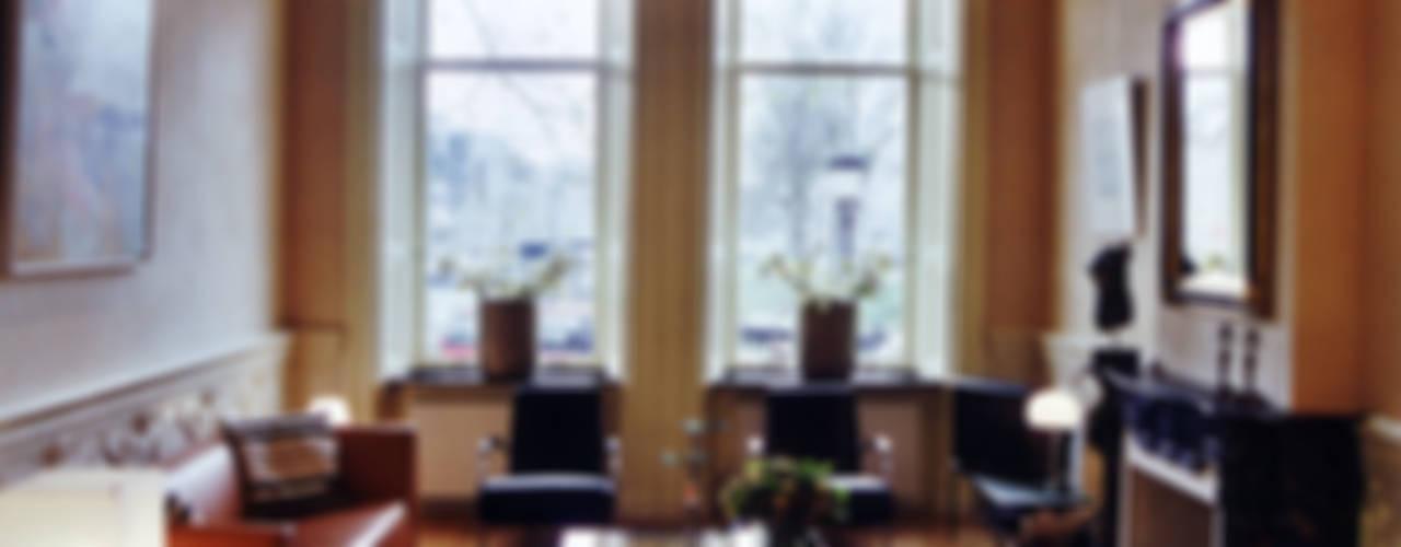 Restauratie Bemuurde Weerd Oostzijde 14, Utrecht:  Woonkamer door ABC-Idee