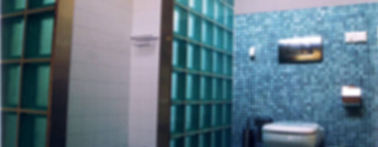 Projekty,  Łazienka zaprojektowane przez ABC-Idee