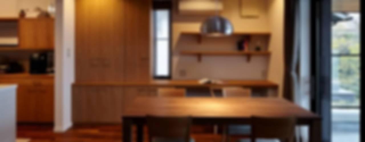 桜坂の家 北欧デザインの ダイニング の 1級建築士事務所 アトリエ フーガ 北欧