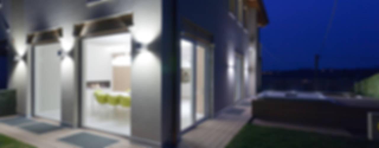 CASA GH Giardino moderno di marco.sbalchiero/interior.design Moderno