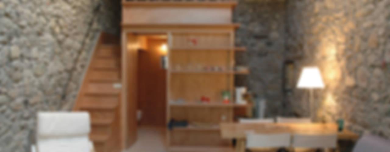 Pini&Sträuli Architects Living room