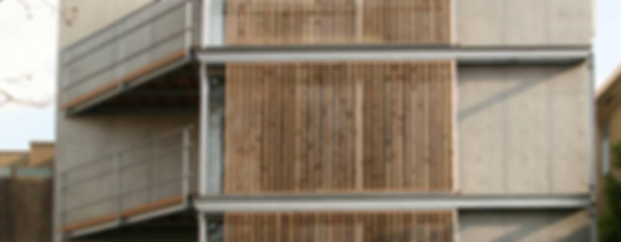 西麻布の家 モダンな 家 の 東章司建築研究所 モダン
