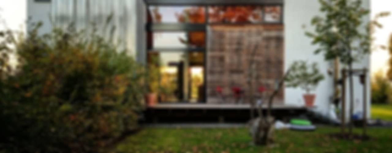 Maisons modernes par Architekten Lenzstrasse Dreizehn Moderne
