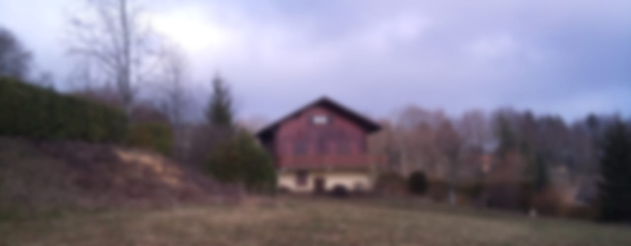 Chalet M à Eteaux - Haute-Savoie - 2014 Maisons modernes par Sarl Rémy Guesné Architecte Moderne