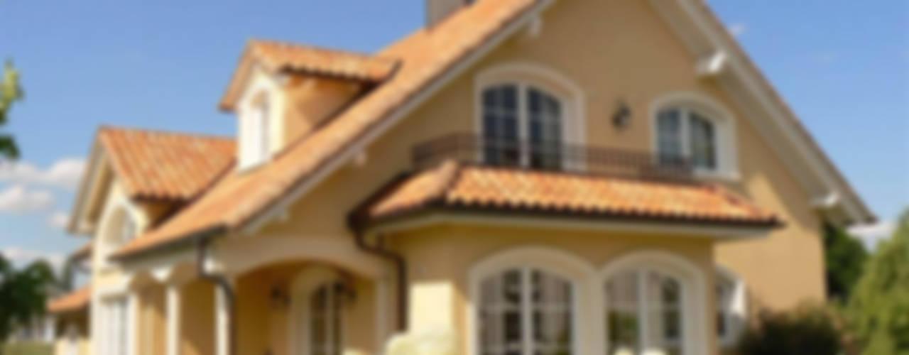 Mediterran Bauen:  Häuser von Rimini Baustoffe GmbH