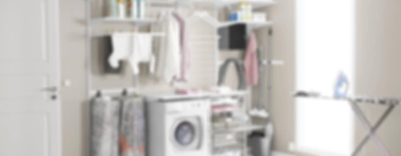 Mehr Ordnung im Bad Skandinavische Badezimmer von Elfa Deutschland GmbH Skandinavisch