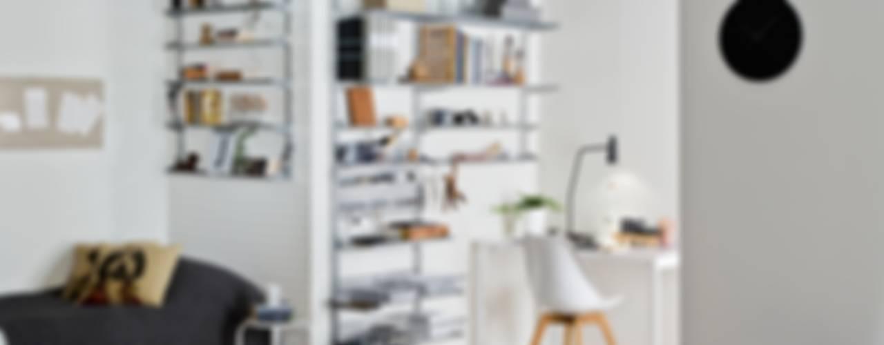 Study/office by Elfa Deutschland GmbH, Minimalist