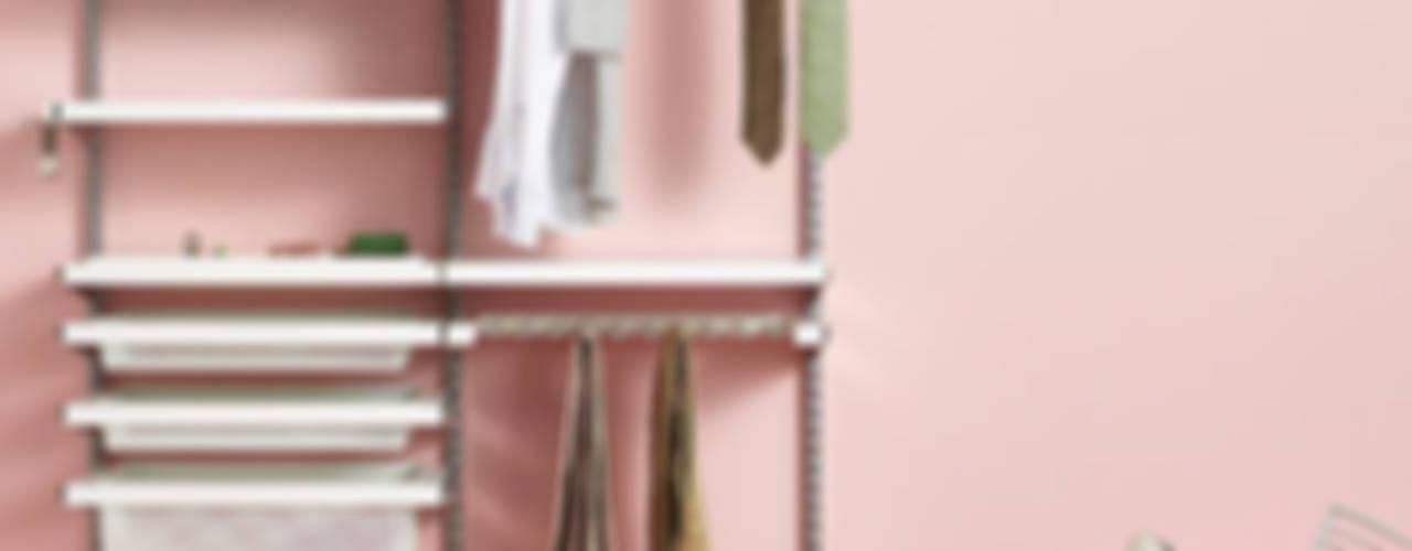 Ruang Ganti Minimalis Oleh Elfa Deutschland GmbH Minimalis