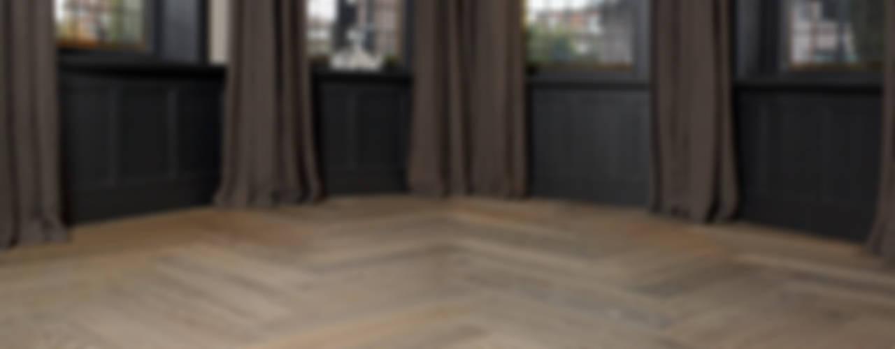 Vloer op maat Klassieke muren & vloeren van Nobel flooring Klassiek