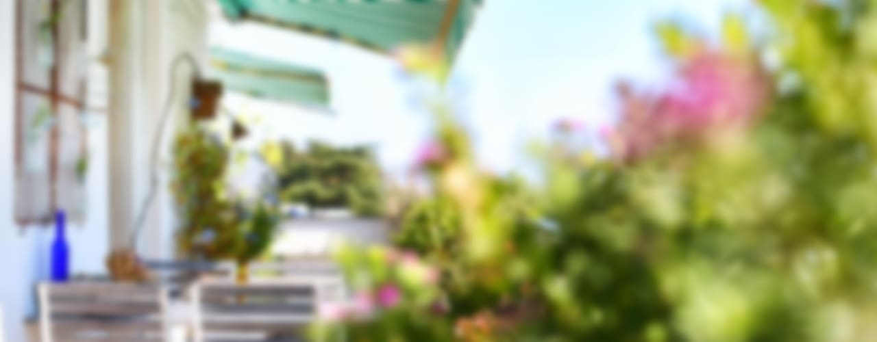 Balcones y terrazas mediterráneos de marta carraro Mediterráneo