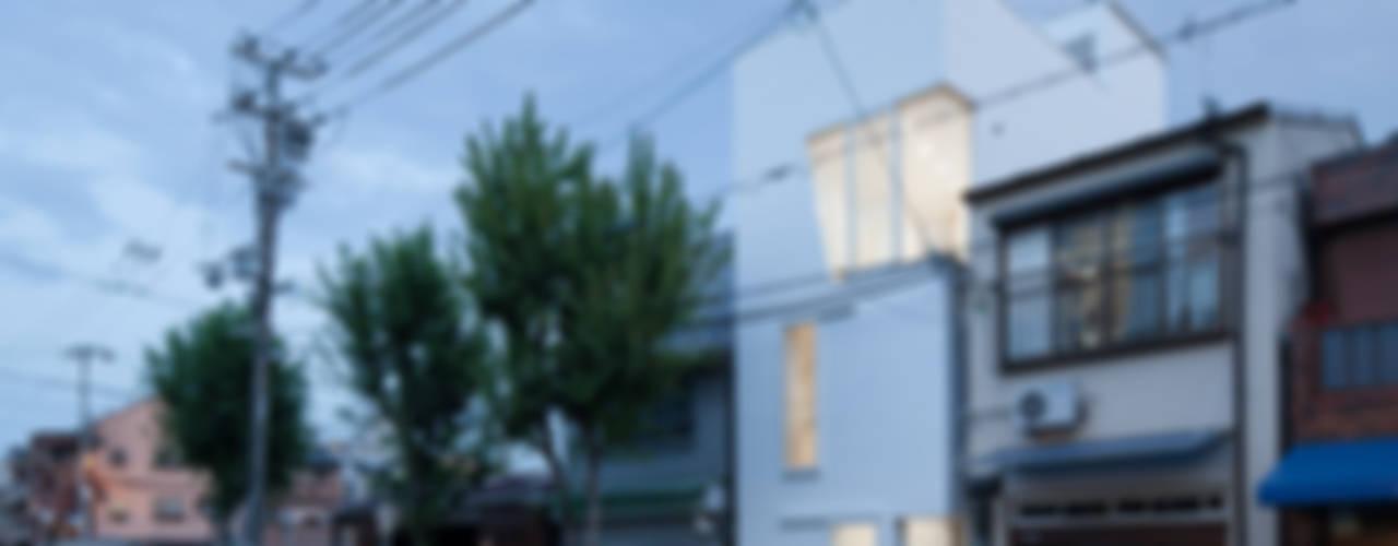 House in Tamatsu(玉津の住宅) ミニマルな 家 の 井戸健治建築研究所 / Ido, Kenji Architectural Studio ミニマル