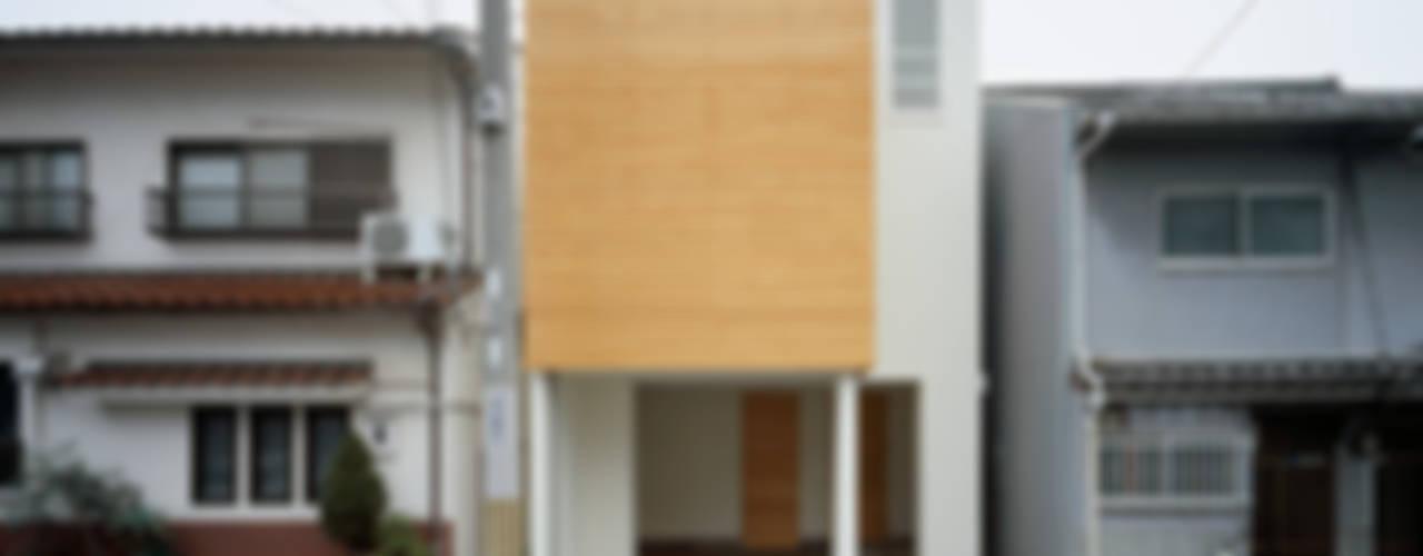 Casas escandinavas de 井戸健治建築研究所 / Ido, Kenji Architectural Studio Escandinavo