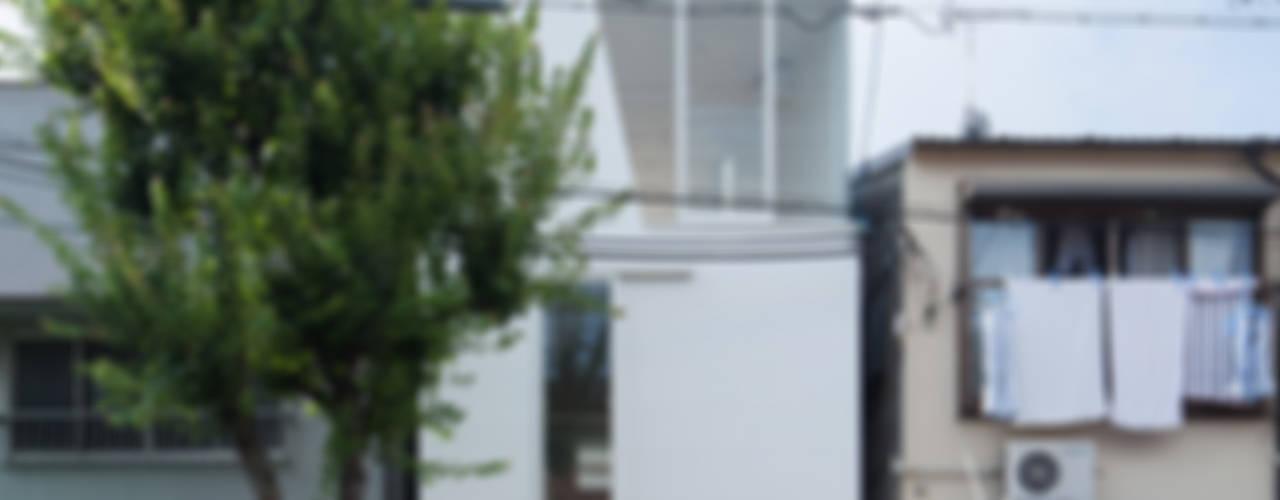 井戸健治建築研究所 / Ido, Kenji Architectural Studio의  주택
