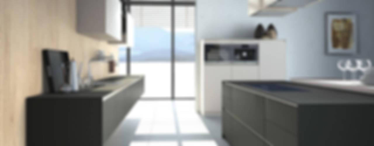 X-line - Klassisch grifflos von pronorm Einbauküchen GmbH Klassisch
