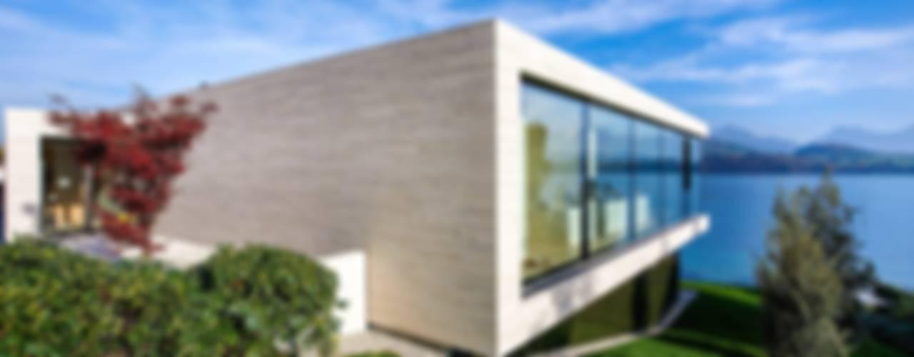 Villa, Vierwaldstätter See - Außenansicht:  Häuser von Franken-Schotter GmbH & Co. KG