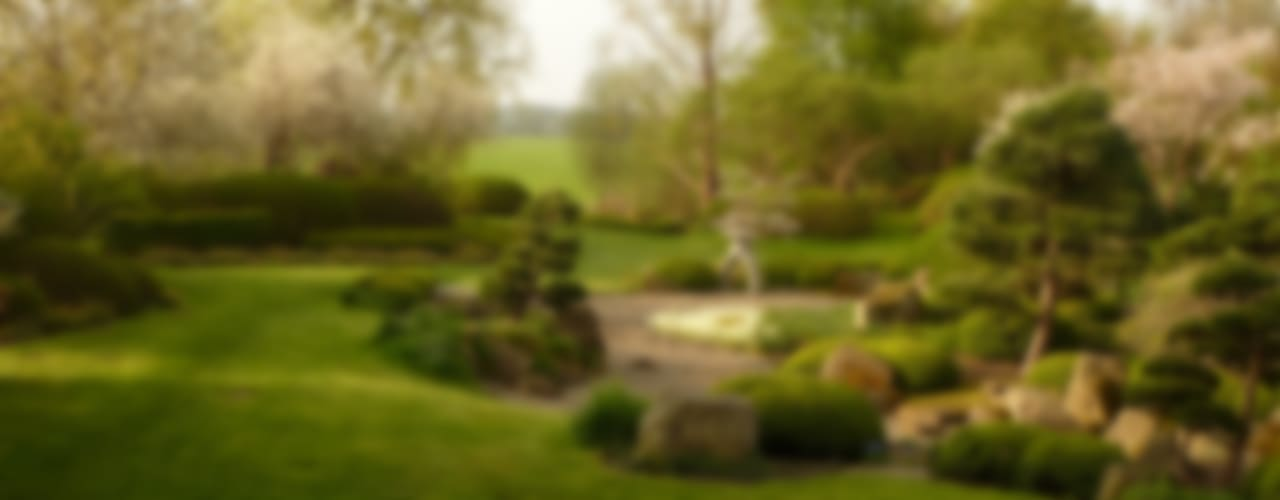 Tuin door ROJI Japanische Gärten,