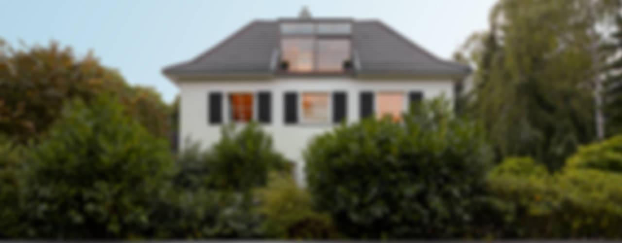 Nowoczesne domy od Architekturbüro Lehnen Nowoczesny