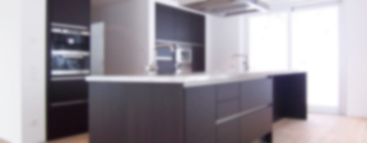 Villa AG11 Skandinavische Küchen von Firmhofer + Günther Architekten Skandinavisch