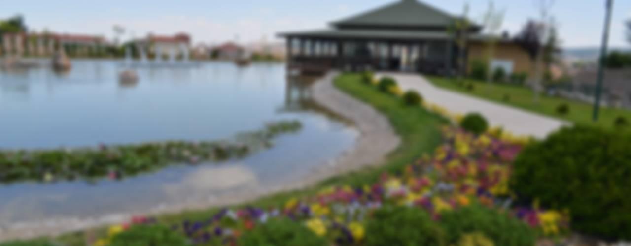 Eskişehir Tepebaşı Belediyesi – Eskişehir Tepebaşı Belediyesi Toprak Dede Hayrettin Karaca Parkı:  tarz Bahçe