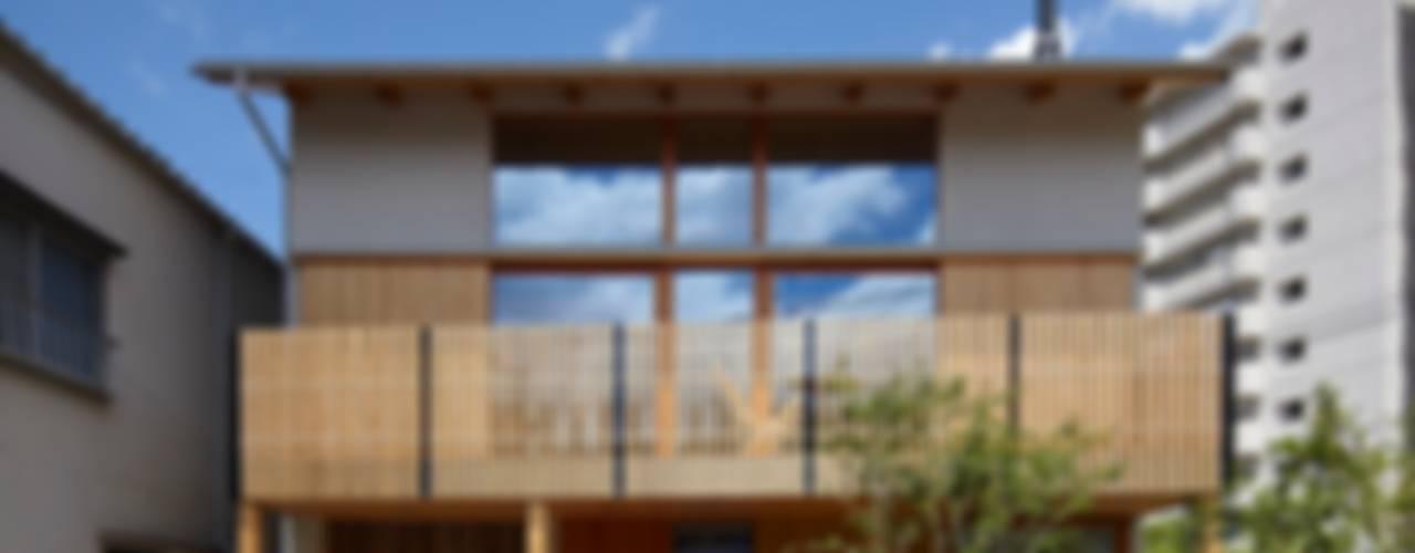 でんホーム鳥飼ゲストハウス: でんホーム株式会社が手掛けた家です。,オリジナル