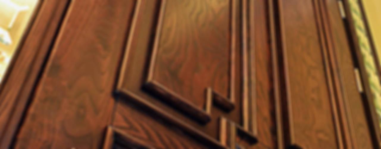 Изделия из ценных пород древесины:  в современный. Автор – Студия дизайна Натали Хованской, Модерн
