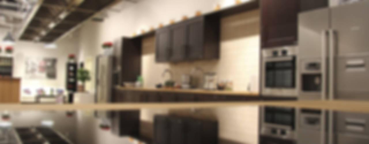 Кулинарная студия Юлии Высоцкой от Мастерская Интерьеров Варвары Зеленецкой