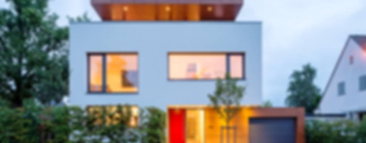 Huizen door bdmp Architekten & Stadtplaner BDA GmbH & Co. KG,