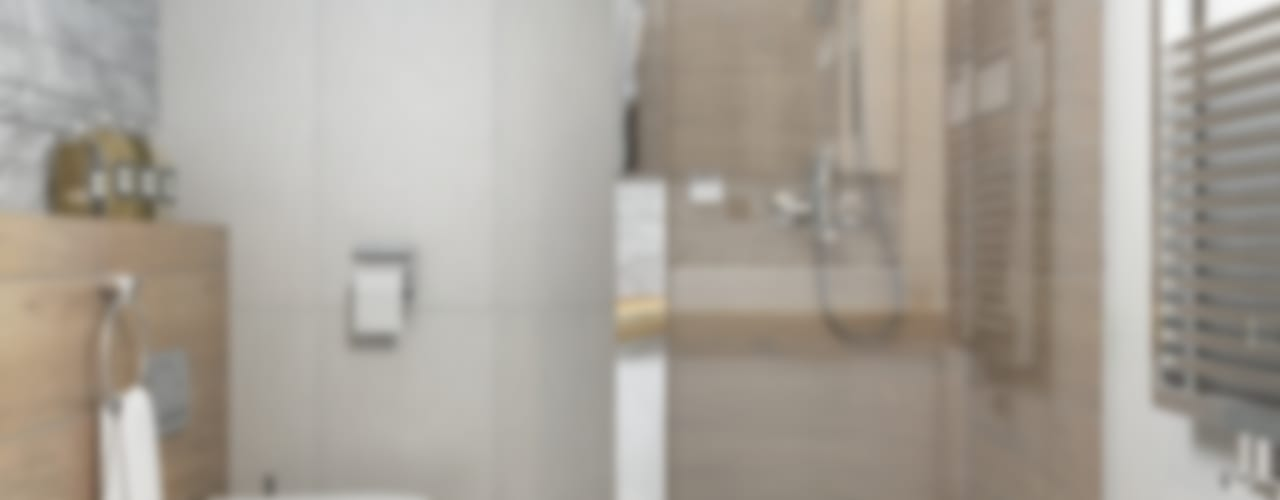 Квартира для Европейца Сергей Харенко Ванная комната в стиле минимализм