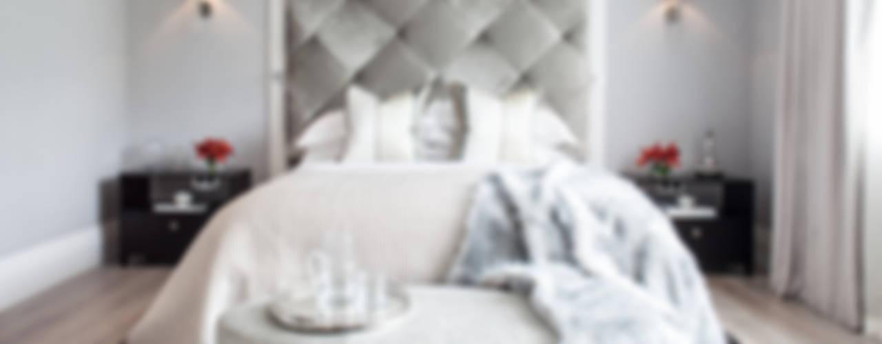 Photography for Kingshall Estates / Vastu Interiors - House in Northwood, London Chambre moderne par Adelina Iliev Photography Moderne