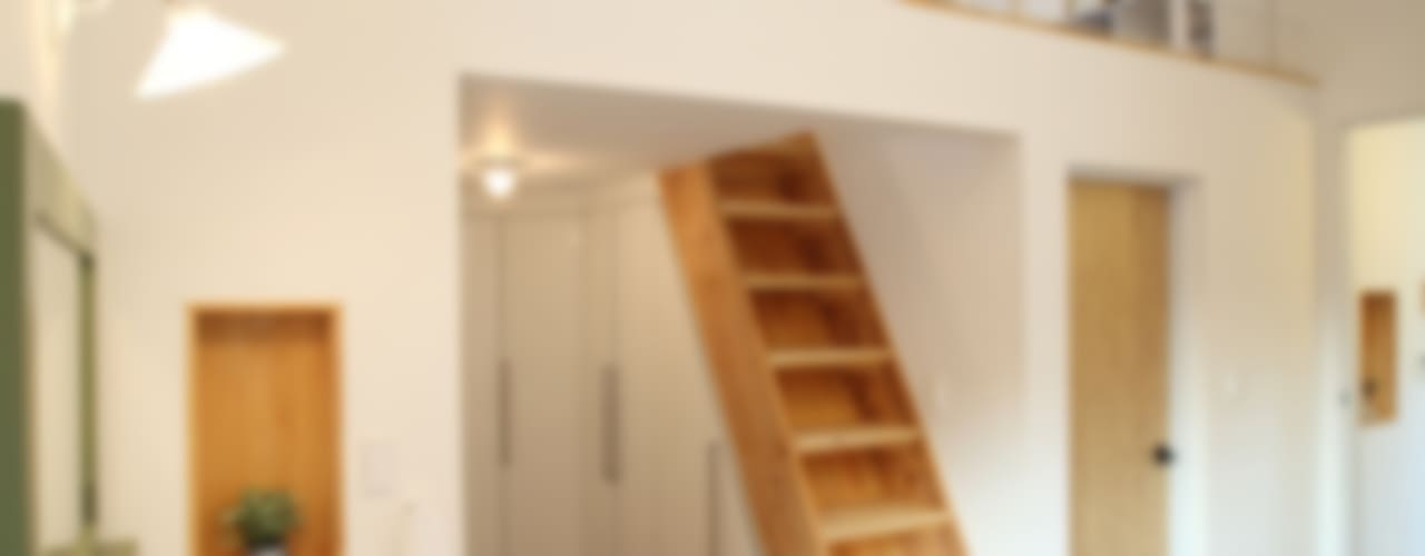 Projekty,  Sypialnia zaprojektowane przez 주택설계전문 디자인그룹 홈스타일토토, Nowoczesny
