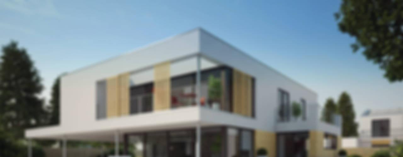 Casas de estilo clásico de STREIF Haus GmbH Clásico