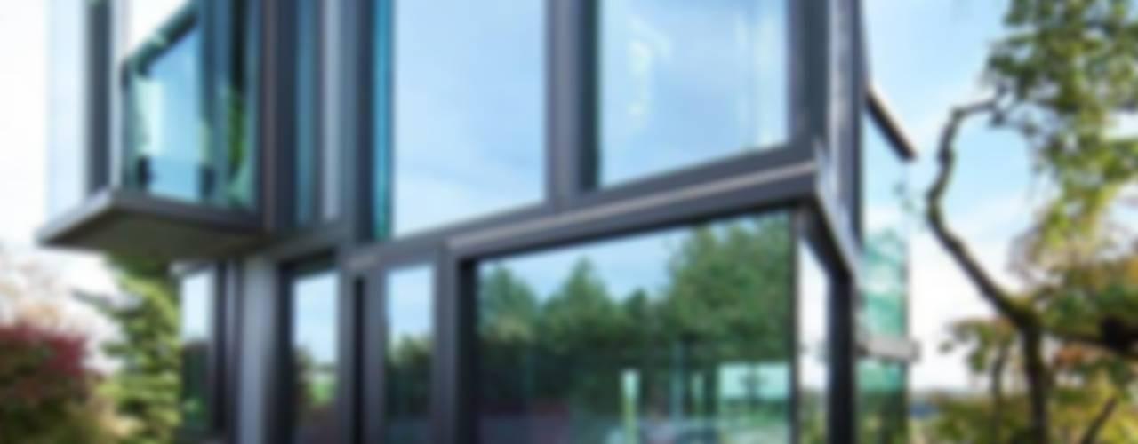 Nowoczesne domy od L3P Architekten ETH FH SIA AG Nowoczesny