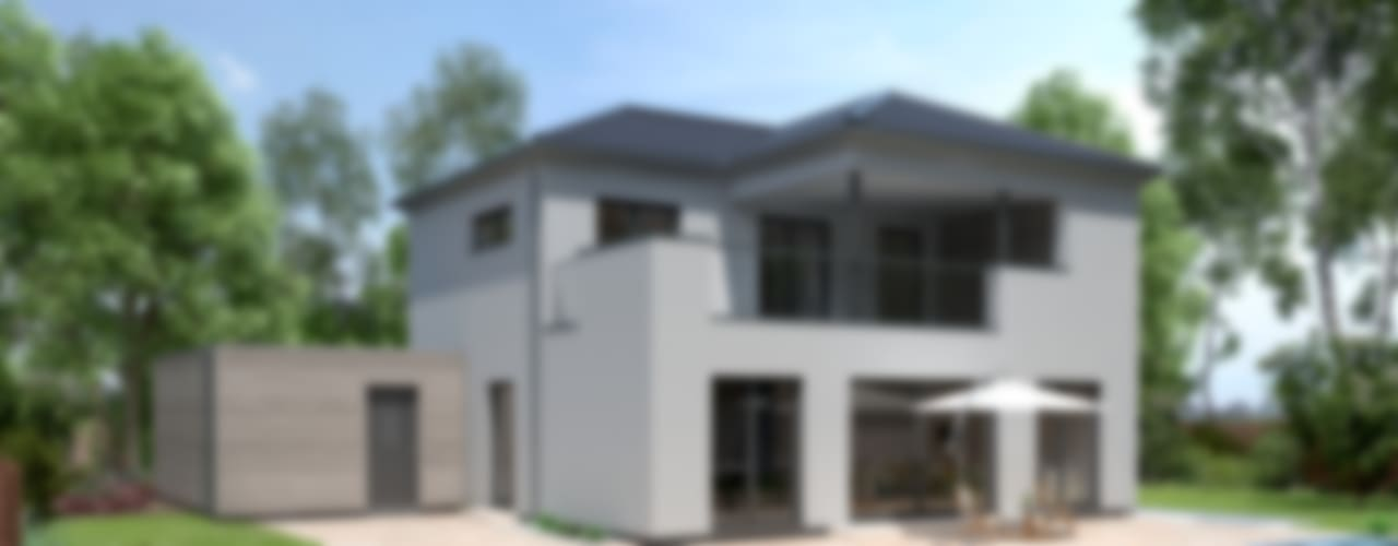 Modern houses by STREIF Haus GmbH Modern