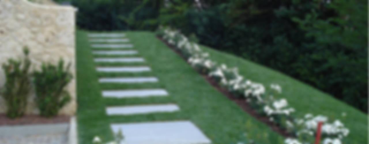 Top 7 manieren om een tuinpad aan te leggen in een tuin met hoogteverschil FL77
