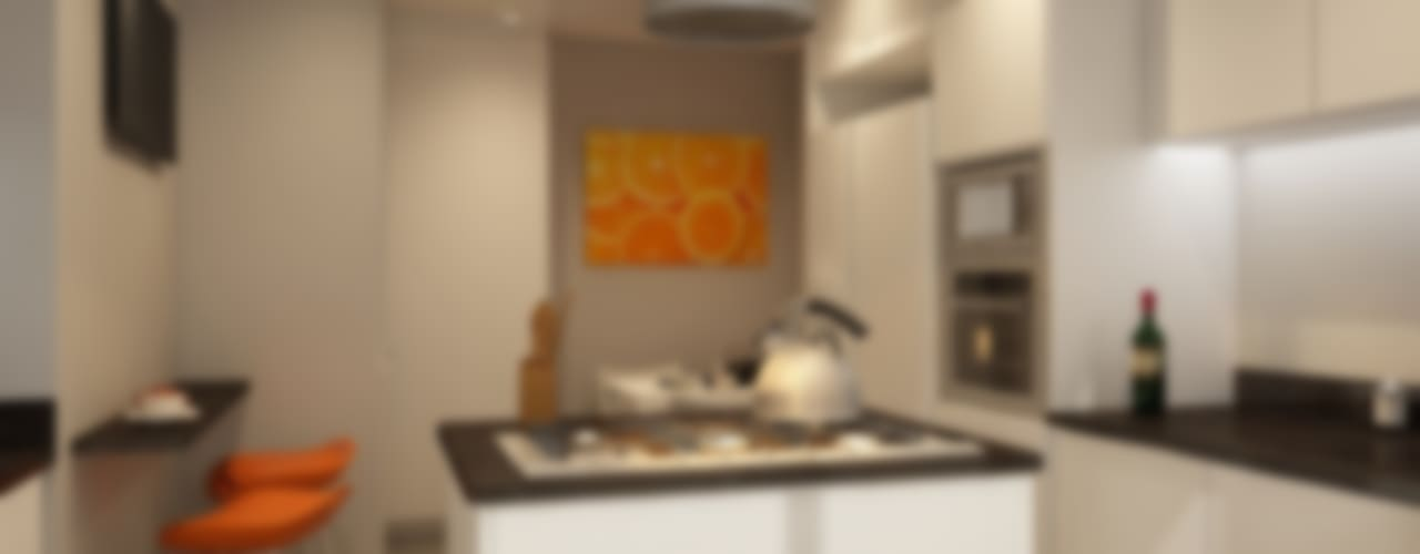 Proyecto cocina Feng Shui Feng Shui Rosa Riubo Cocinas de estilo moderno
