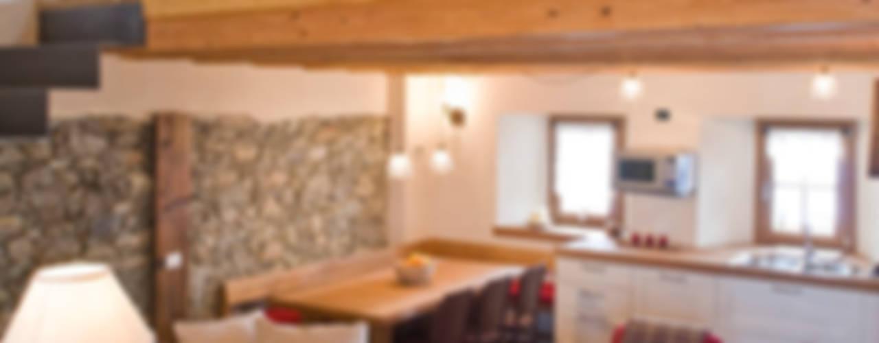 casa in valle d'aosta di geroni modi di abitare sas Rustico