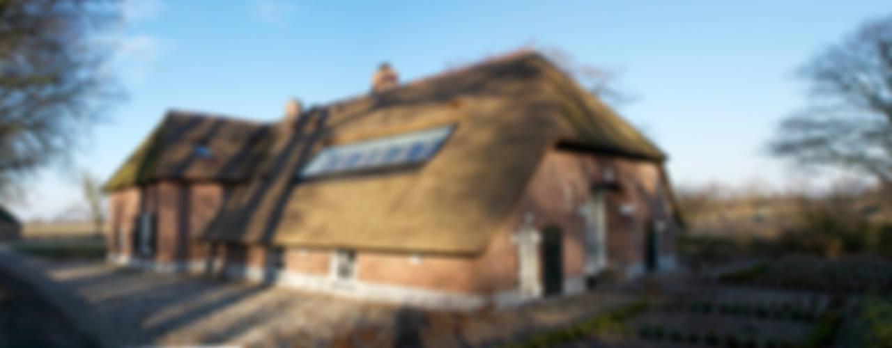 Дома в стиле кантри от reitsema & partners architecten bna Кантри