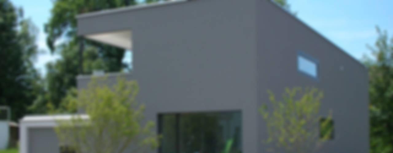 EFH Steinbreite, Ehrendingen, 2009:  Häuser von 5 Architekten AG