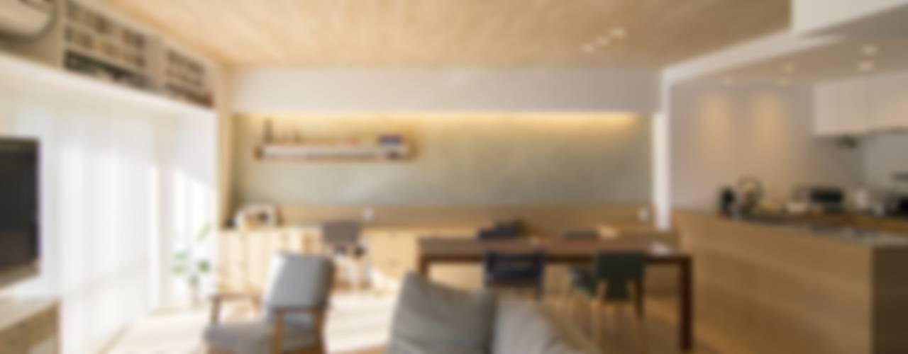 에클레틱 거실 by 株式会社エキップ 에클레틱 (Eclectic)
