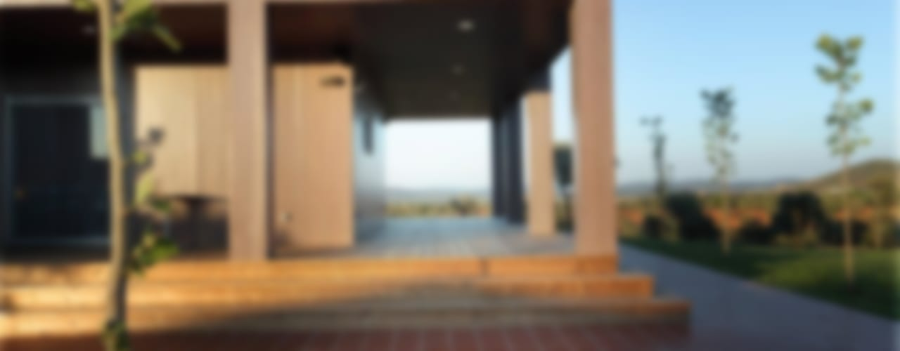 Casa Natura Blu 195 Casas de estilo moderno de Casas Natura Moderno