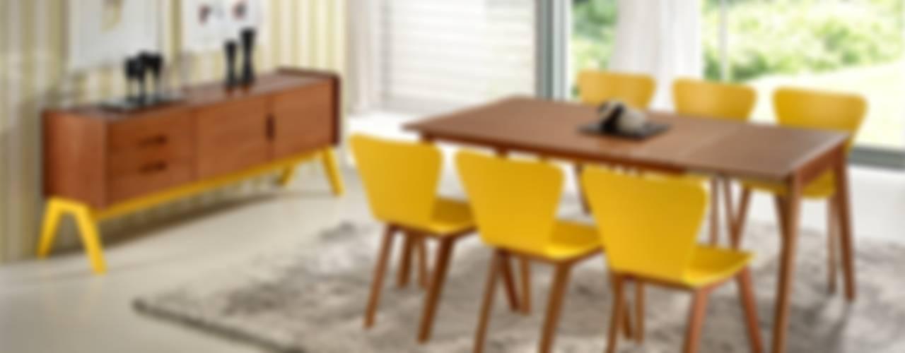 Sala de Jantar / Dining room por Seiva Móveis Clássico
