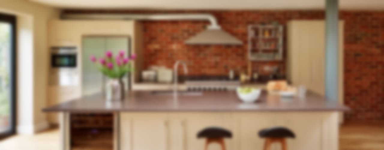 Our Kitchens Moderne Küchen von Harvey Jones Kitchens Modern