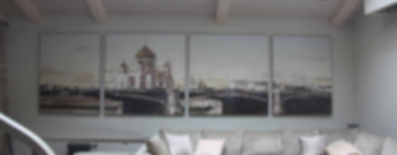 квартира в Москве на Поварской ул:  в . Автор – YURTOV STUDIO